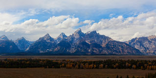 Grand teton NP Stock Photos