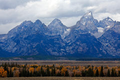 Grand teton NP Royalty Free Stock Photo