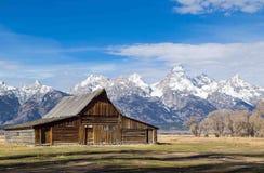 The Grand Teton Royalty Free Stock Image