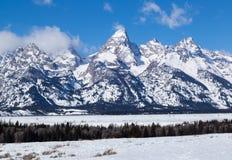 The Grand Teton Royalty Free Stock Photos