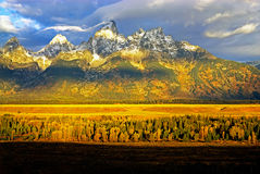Grand Teton, Wyoming Royalty Free Stock Image