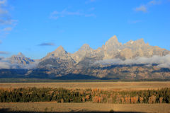 Grand Teton, Wyoming, USA. Stock Images