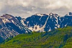 Grand Tetons Mountains Landscape Royalty Free Stock Image