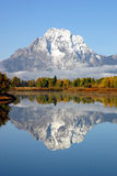 Grand Tetons Mountian Range stock photo