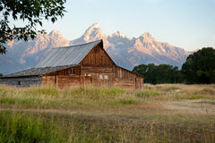 Grand Tetons National Park Royalty Free Stock Images
