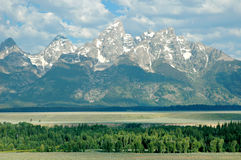 Grand Tetons Wyoming Stock Images