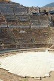 Grand théâtre d'Ephesus Photographie stock libre de droits