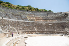 Grand Theater of Ephesus Ancient City Royalty Free Stock Photography