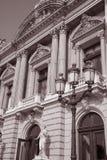 Grand Theater; Geneva Royalty Free Stock Photos