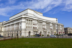 The Grand Theatre Building, National Opera Stock Image