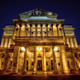 The Grand Theatre - National Opera in Warsaw Stock Photos