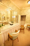 Grand toliet room Royalty Free Stock Photos