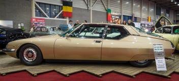 Grand tourer car Citroen SM, 1972 Stock Photo