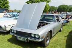 The Grand Tourer car Jensen Interceptor II stock images