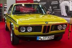 Grand tourer coupe BMW 3.0 CSL. Royalty Free Stock Photo