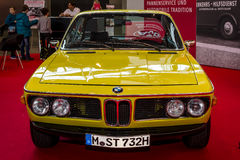 Grand tourer coupe BMW 3.0 CSL. Royalty Free Stock Photography