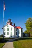 Grand Traverse Lighthouse Royalty Free Stock Photo