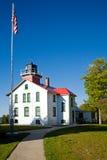 Grand Traverse Lighthouse Royalty Free Stock Photo