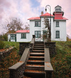 Grand Traverse Lighthouse Stock Photos