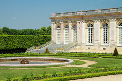 Grand trianon Royalty Free Stock Image