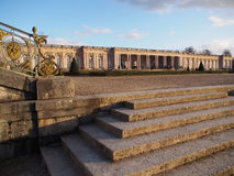 Grand Trianon, Chateau de Versailles Stock Photo