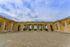 Grand Trianon in Versailles Palace near Paris Royalty Free Stock Photos
