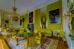 Grand Trianon in Versailles Palace near Paris Stock Images