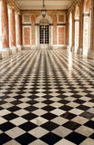 The Grand Trianon - Versailles. The Grand Trianon was built in the northwestern part of the Domain of Versailles at the request of Louis XIV, as a retreat for Royalty Free Stock Photos
