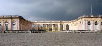 The Grand Trianon - Versailles Stock Photo