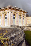 The Grand Trianon - Versailles. The Grand Trianon was built in the northwestern part of the Domain of Versailles at the request of Louis XIV, as a retreat for Stock Photos