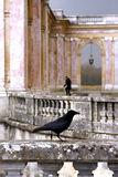 The Grand Trianon - Versailles. The Grand Trianon was built in the northwestern part of the Domain of Versailles at the request of Louis XIV, as a retreat for stock photography