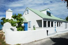 Grand Turk Architecture Stock Images
