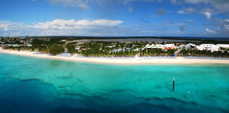 Grand Turk Beach Royalty Free Stock Image