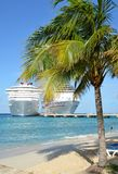 Grand Turk Cruise Royalty Free Stock Image