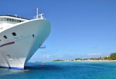 Grand Turk Cruise Stock Image