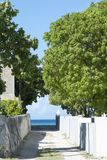 Grand Turk Island Street Stock Images