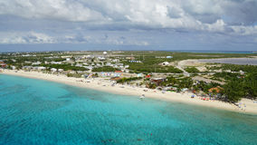 Grand Turk Island in the Turks and Caicos Islands. In the Caribbean Stock Images