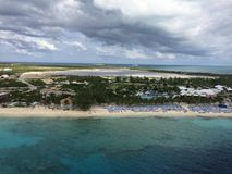 Grand Turk Island in the Turks and Caicos Islands Stock Photography
