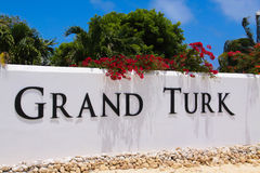Grand Turk island Royalty Free Stock Photography