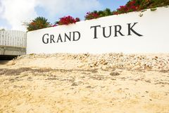 Grand Turk Royalty Free Stock Photo