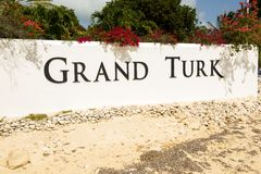 Grand Turk Royalty Free Stock Photography