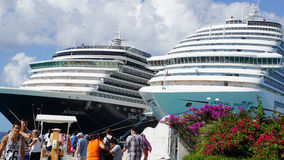 Grand Turk in the Turks and Caicos Islands Royalty Free Stock Photography