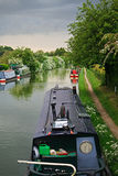 Grand Union Canal Stock Photography