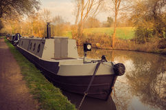 Grand Union Canal of England Royalty Free Stock Images