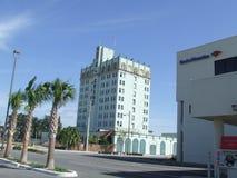 Grand van het hotel Stock Fotografie