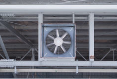 Grand ventilateur Photos stock