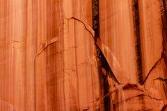 Grand Wash Canyon Wall Royalty Free Stock Photo