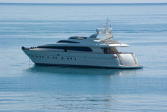 Grand yatch Photos stock