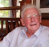 Grandad Stock Photo