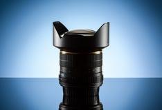 Grandangolo 14mm fotografie stock